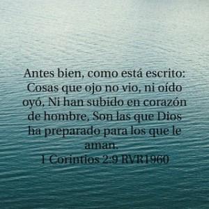 1 Corintios 2.9